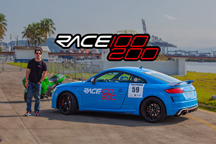 Youtuber Matheus Dressler, do canal Race 100 200